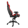 Ghế Alpha Gamer Polaris Black/Red - Racing Series