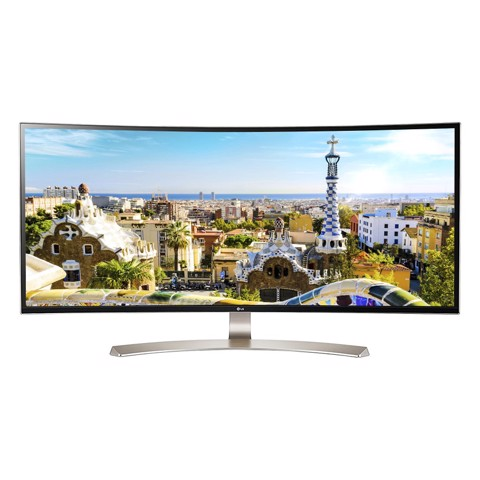Màn Hình LG Gaming Cong 38UC99-W UltraWide 38inch QHD+ 1ms 75Hz FreeSync IPS