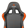 Ghế Alpha Gamer Vega Black/Orange