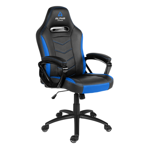 Ghế Alpha Gamer Kappa Black/Blue
