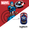 Chuột Wireless Logitech M238 Marvel Collection