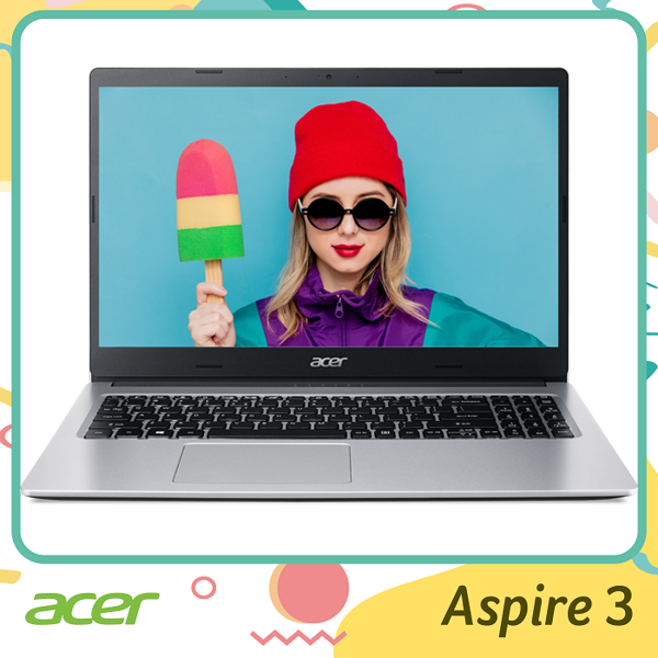 Laptop Acer Aspire 3 A315-23-R0ML (R3-3250U | 4GB | 512GB | AMD Radeon Graphics | 15.6