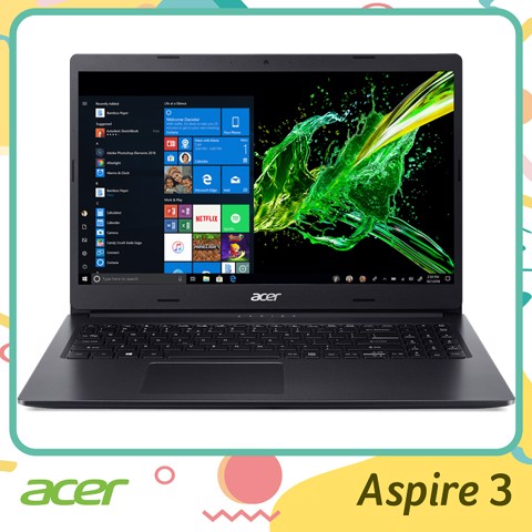 Laptop Acer Aspire 3 A315-55G-59BC (i5-10210U | 4GB | 256GB | VGA MX230 2GB | 15.6
