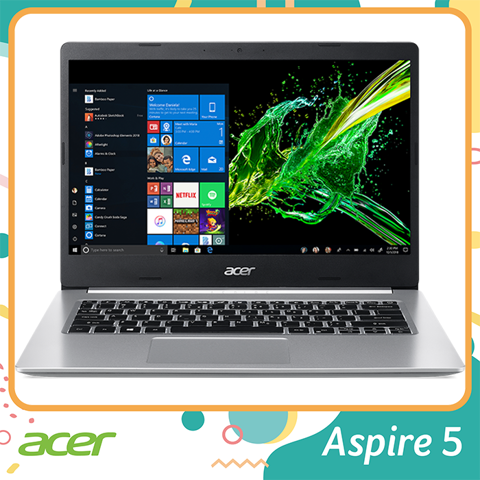 Laptop Acer Aspire 5 A514-53-3821 (i3-1005G1 | 4GB | 256GB | Intel UHD Graphics | 14