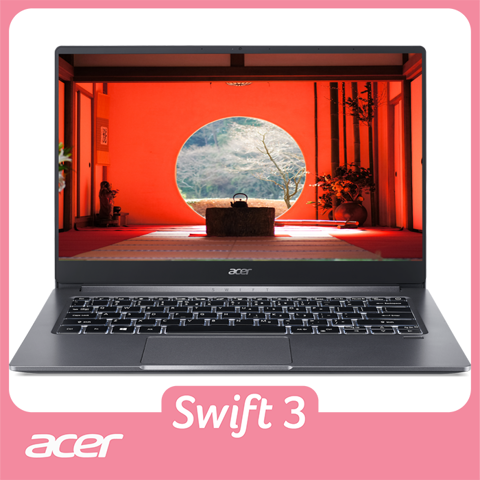 Laptop Acer Swift 3 SF314-57-52GB (i5-1035G1 | 8GB | 512GB | Intel UHD Graphics | 14