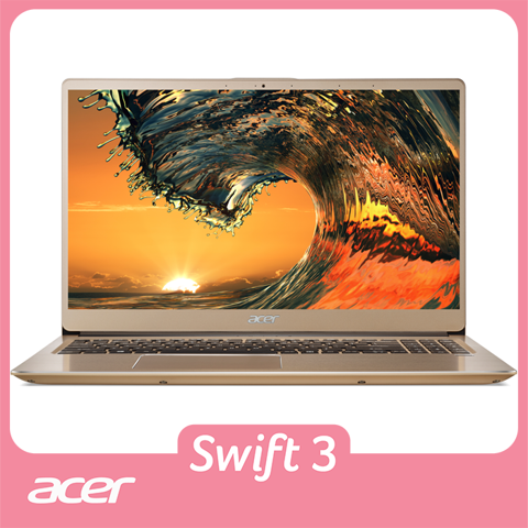 Laptop Acer Swift 3 SF315-52-38YQ (i3-8130U)