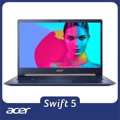 Laptop Acer Swift 5 SF514-53T-58PN (i5-8265U | 8GB | 256GB | Intel UHD Graphics | 14