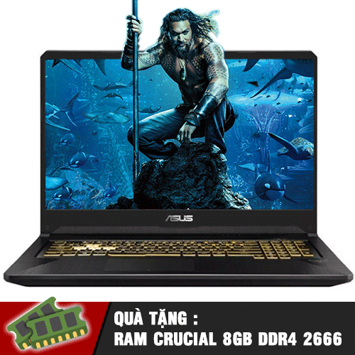 Laptop ASUS TUF Gaming FX705GM-EV113T (i7-8750H)