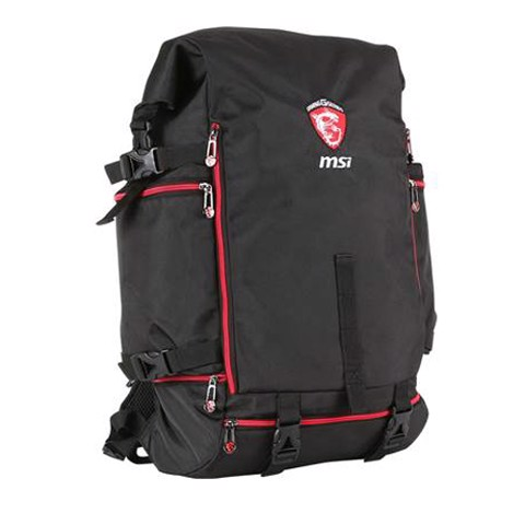 Balo Gaming MSI Battlepack Bag For GT