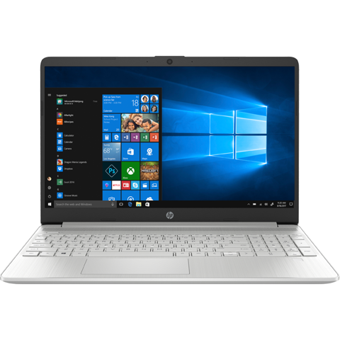 Laptop HP 15s-fq1022TU (8VY75PA) (i7-1065G7 | 8GB | 512GB | Intel UHD Graphics | 15.6