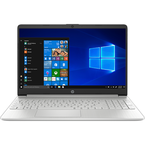 Laptop HP 15s-fq2027TU (2Q5Y3PA) (i5-1135G7 | 8GB | 512GB | Intel Iris Xe Graphics | 15.6