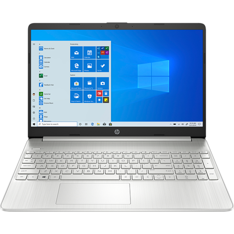 Laptop HP 15s-fq1107TU (193Q3PA) (i3-1005G1 | 4GB | 256GB | Intel UHD Graphics | 15.6