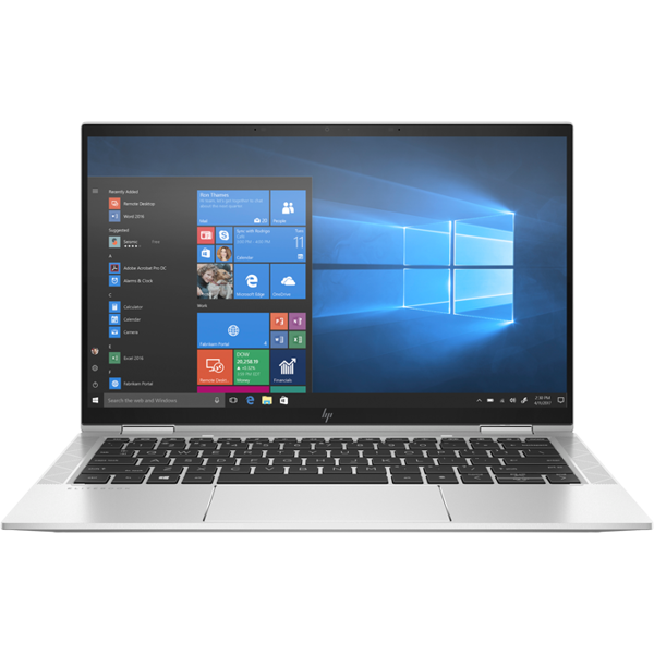 Laptop HP EliteBook X360 1030 G7 (230P5PA) ( i7-10710U | 16GB | 512GB+32GB | Intel® UHD Graphics | 13.3'' FHD Touch | Win 10 Pro)