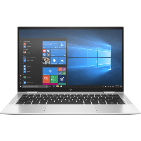 Laptop HP EliteBook X360 1030 G7 (230P5PA) ( i7-10710U | 16GB | 512GB + 32GB | Intel UHD Graphics | 13.3' FHD Touch | Win 10 Pro)