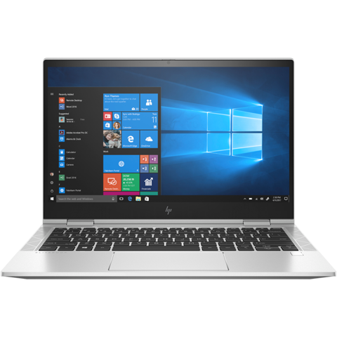 Laptop HP EliteBook X360 830 G7 (230L5PA) (i7-10510U | 16GB | 512GB+32GB | Intel UHD Graphics | 13.3
