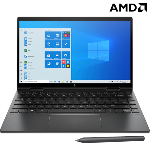 Laptop HP Envy x360 13-ay0067AU (171N1PA) (R5-4500U | 8GB | 256GB | AMD Radeon Graphics | 13.3