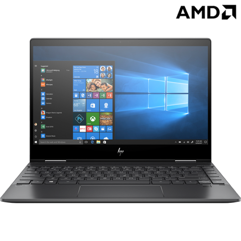 Laptop HP Envy x360 13-ar0116AU (9DS89PA) (R7-3700U | 8GB | 512GB | Radeon Vega 10 Graphics | 13.3