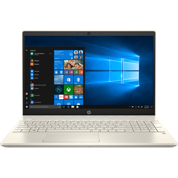 Laptop HP Pavilion 15-cs3008TU (8QP02PA) (i3-1005G1 | 4GB | 256GB | Intel UHD Graphics | 15.6