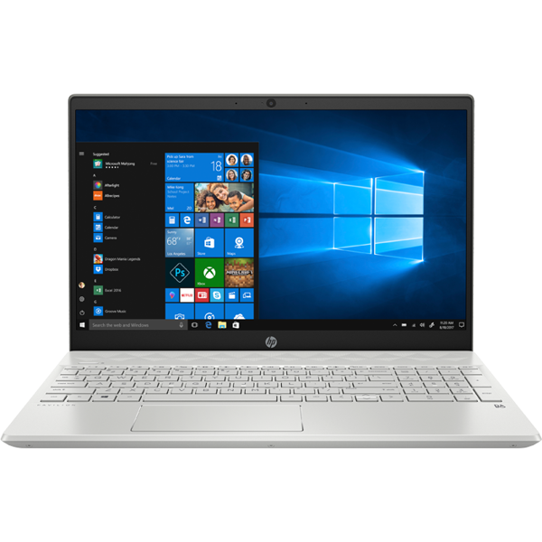 Laptop HP Pavilion 15-cs3011TU (8QN96PA) (i5-1035G1 | 8GB | 512GB | Intel UHD Graphics | 15.6