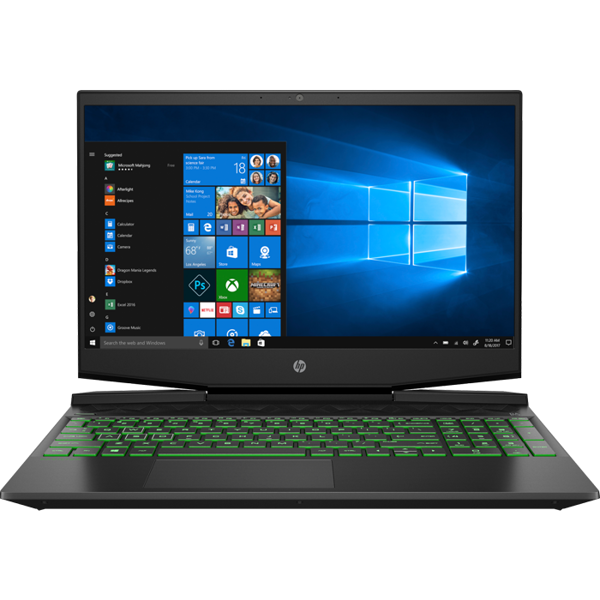 Laptop HP Pavilion Gaming 15-dk1083TX (206R0PA) (i5-10300H | 8GB | 512GB | VGA GTX 1650 4GB | 15.6'' FHD 144Hz | Win 10)