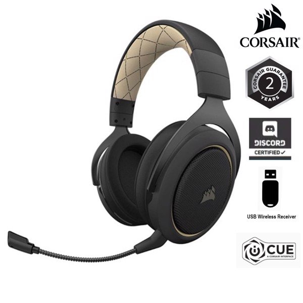 Tai nghe Corsair HS70 PRO WIRELESS SE Scream (CA-9011210-AP)