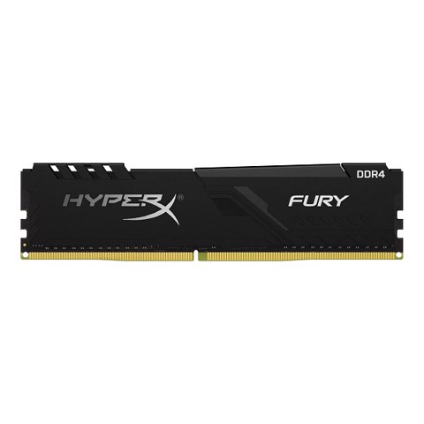 RAM PC Kingston HyperX Fury 8GB 2666 Black