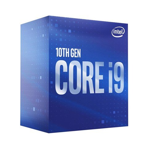 CPU Intel Core i9-10900 5.2GHz / 10 nhân 20 luồng / 20MB / 65W) / Socket Intel LGA 1200