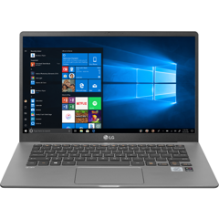 Laptop LG Gram 2020 14Z90N-V.AR52A5 (i5-1035G7 | 8GB | 256GB | Intel Iris Plus Graphics | 14