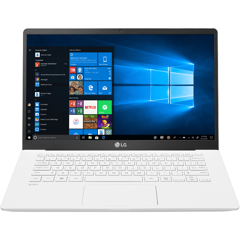 Laptop LG Gram 2020 14ZD90N-V.AX53A5 (i5-1035G7 | 8GB | 256GB | Intel Iris Plus Graphics | 14