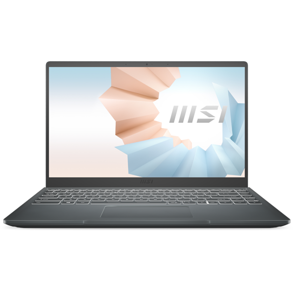 Laptop MSI Modern 14 B11M-073VN (i7-1165G7 | 8GB | 512GB |  Intel Iris Xe Graphics | 14