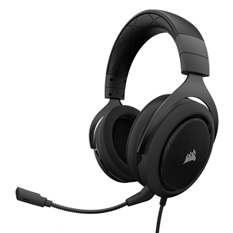 Tai nghe Corsair HS60 PRO Surround 7.1 Carbon