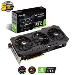 Card màn hình ASUS TUF GeForce  RTX3090 24G GAMING