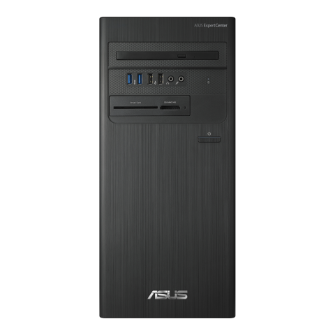 PC ASUS ExpertCenter D7 Tower D700TA-510400026T (i5-10400 | 8GB | 512GB SSD | VGA GTX1650 4GB | Wifi+BT | Win 10)