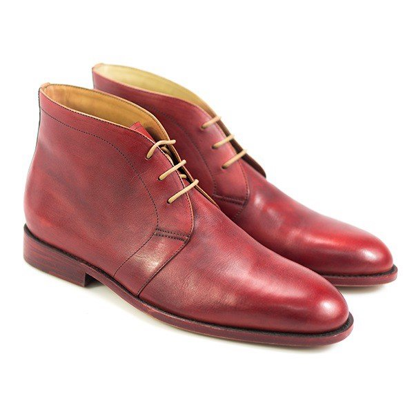 Chukka Boot Bordo