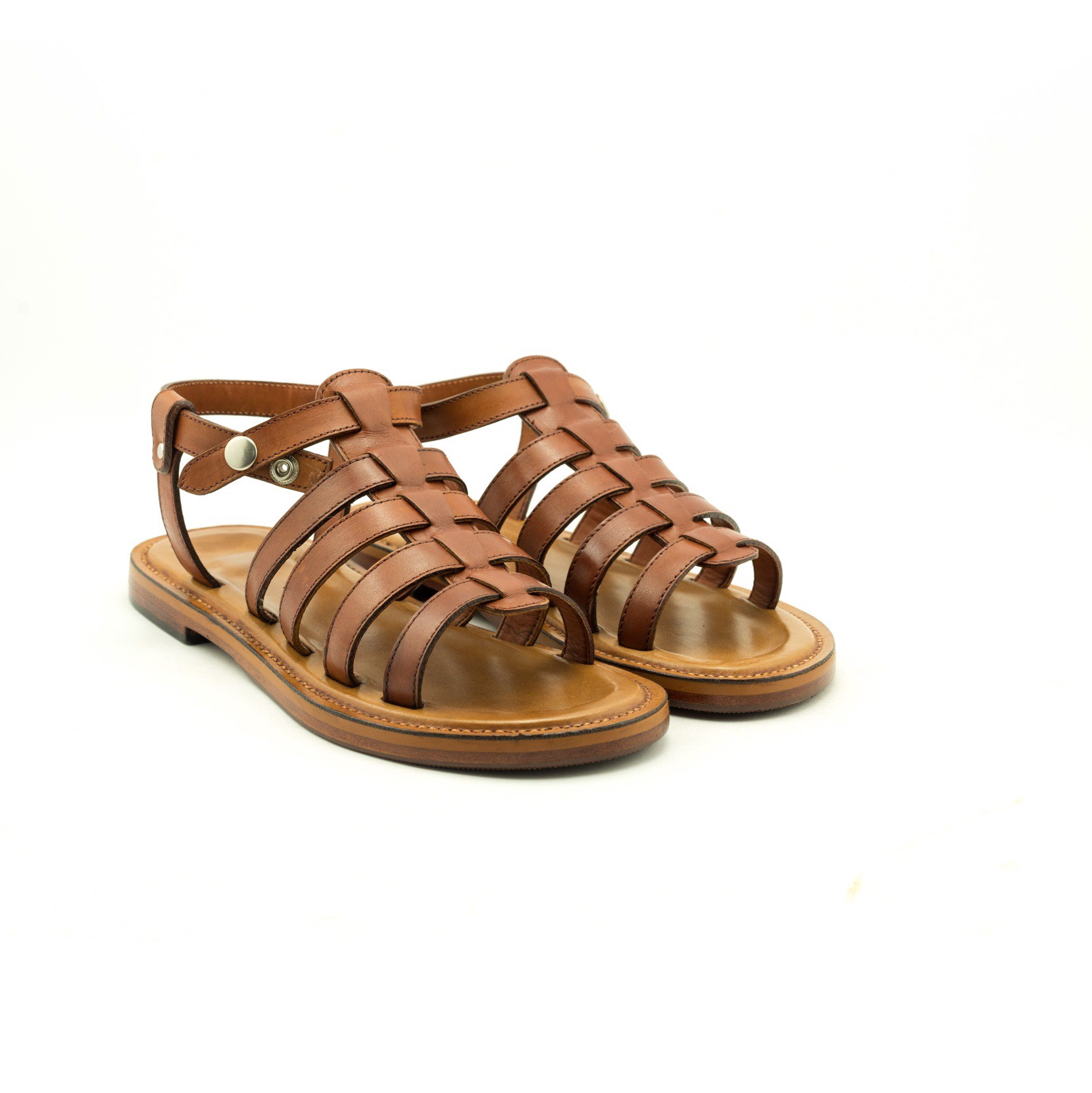 Single Julius Sandals Brown