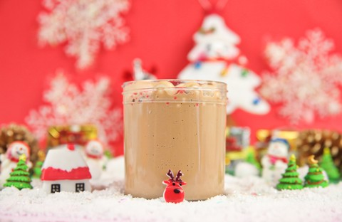 Rudolph's hot chocolate