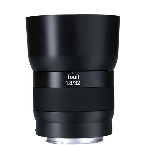 Lens Carl Zeiss Touit 32mm F/1.8 For Sony E-mount, Fujifilm XF  (Chính hãng)