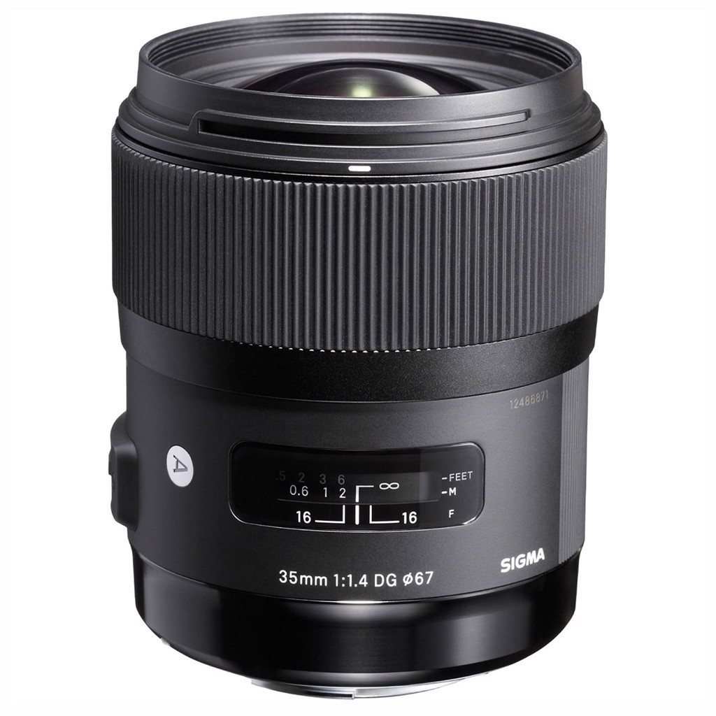 Lens Sigma 35mm f/1.4 DG HSM Art For L-Mount