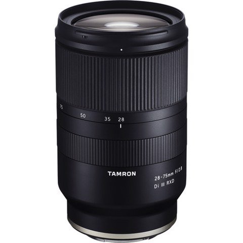 Lens Tamron 28-75mm f/2.8 Di III RXD  For Sony