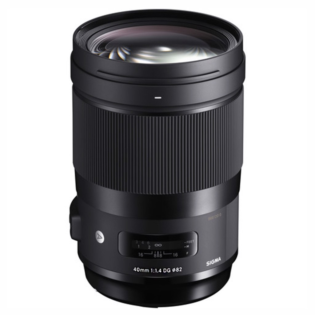 Lens Sigma 40mm f/1.4 DG HSM Art For L-Mount