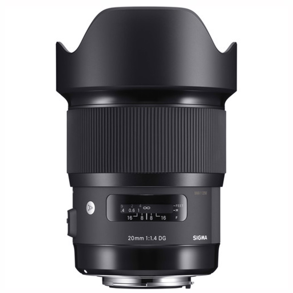 Sigma 20mm f/1.4 DG HSM Art for L-Mount