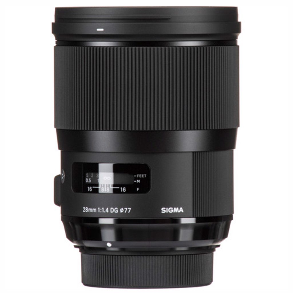 Lens Sigma 28mm f/1.4 DG HSM Art For L-Mount