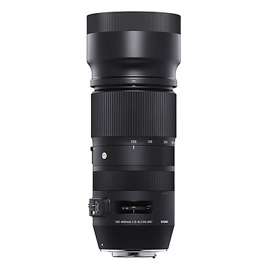 Lens Sigma 100-400mm f/5-6.3 DG OS HSM Contemporary for Sony E (chính hãng)