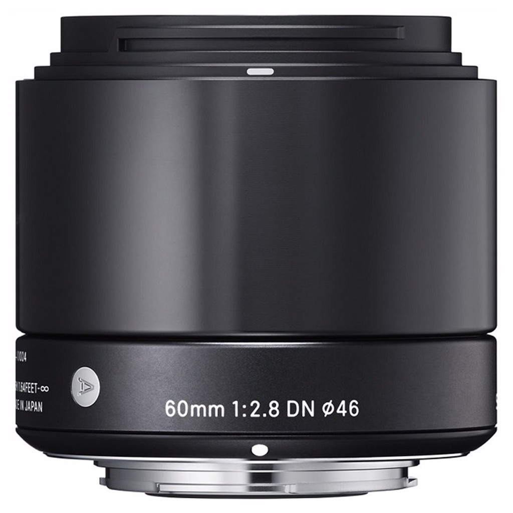 Lens Sigma 60mm f /2.8 EX DN for M43