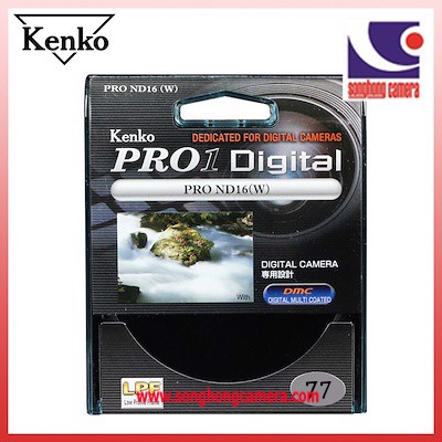 Filter Kenko Pro1D ND16 77mm