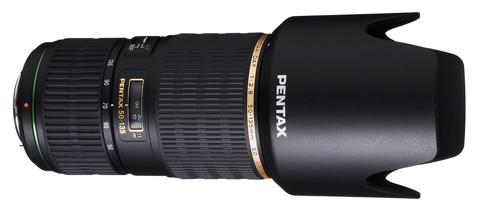 Lens Pentax smc DA* 50-135mm F/2.8 ED [IF] SDM ( 98% )