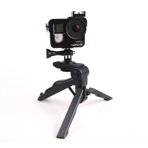 GP229 - Action Cam Foldable Handheld Tripod