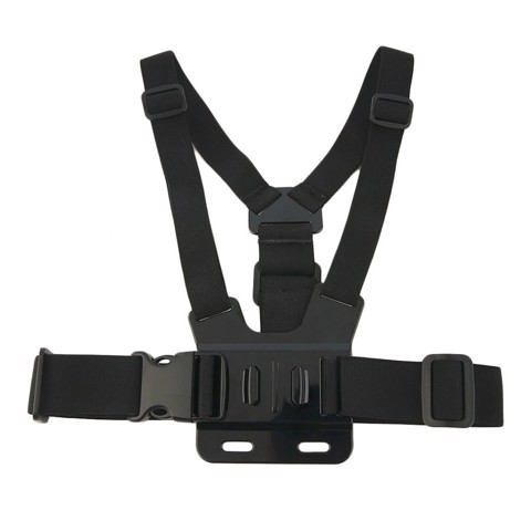 GP25 - Chest mount Harness with 3 way adjustable Base - Dây đeo ngực cho Gopro