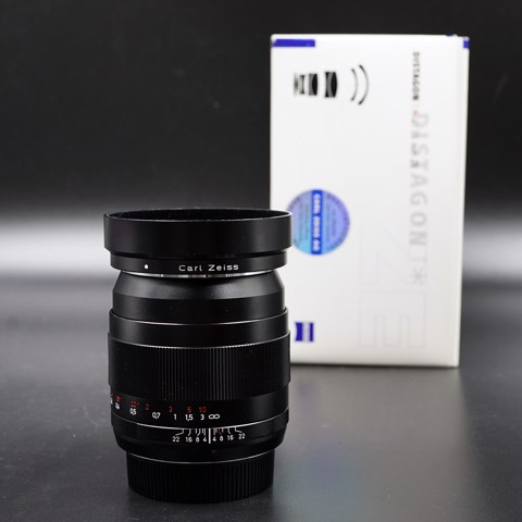 Lens Carl Zeiss Distagon T* 35mm F2.0 ZE for Canon ( 99% )