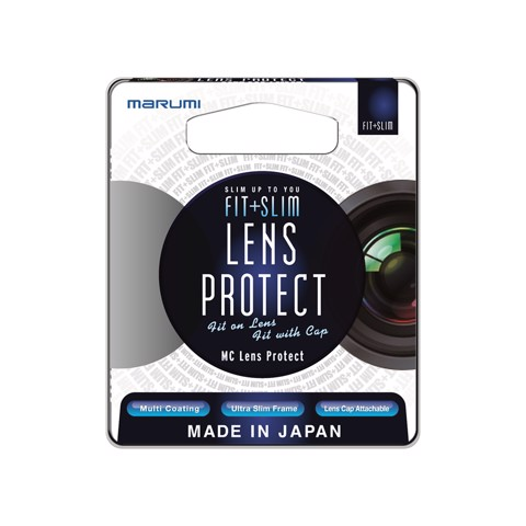 Filter Marumi Fit & Slim Lens Protect 62mm